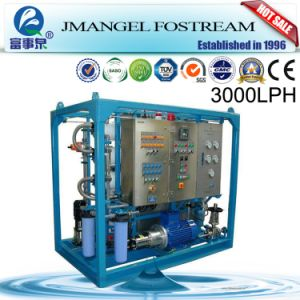 Factory Direct 150lph-4000lph RO Sea Water System Seawater Desalination Unit pictures & photos