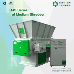 EMS Series Medium Shredder for Plastic Lumps/Film/Pipes/Woven Bags pictures & photos
