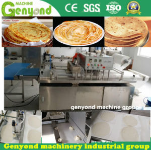 Full Automatic Lacha Paratha Machine pictures & photos
