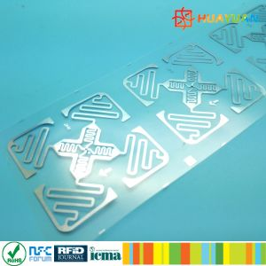 promotion Impinj H47 Monza 4D RFID UHF tag for Logistics pictures & photos