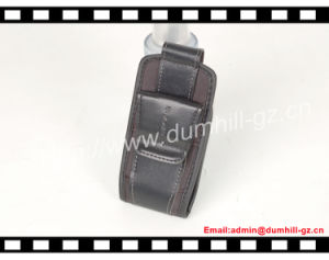 Belt PU Specialized Phone Wallet Cover pictures & photos