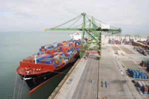Consolidate Shipping 40FT/ 40′/ 40gp Container From China to Worldwide pictures & photos