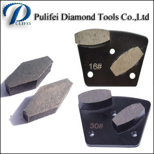Floor Grinder Diamond Tools Polishing Part Concrete Grinding Segment