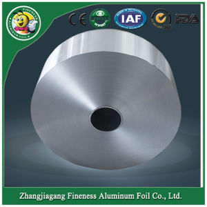 Thickness Low Price Stock Soft Aluminum Foil Jumbo Rolls pictures & photos