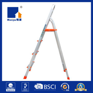Aluminium Household Ladder 4 Step pictures & photos