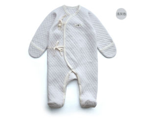Baby Romper Organic Cotton Baby Clothing Baby Overall Rompers pictures & photos