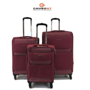 Chubont Cheap Size 20′′ 24′′ 28′′ Fashion 3PCS Luggage pictures & photos
