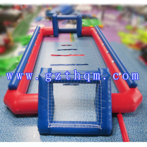 Customised Inflatable Sports Games, Inflatable Football Field for Children pictures & photos