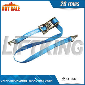 50mm Width Ratchet Lashing Belt (1T-12T) pictures & photos