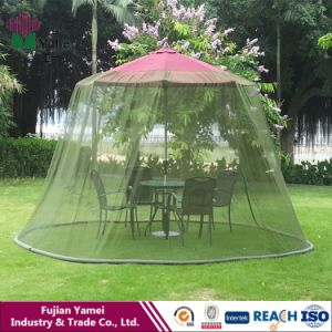 Umbrella Mosquito Net Canopy Patio Set Screen House Umbrella Table Screen 11FT
