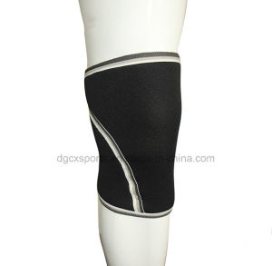 Neoprene Knee Sleeve Sports Protective Pink Knee Support pictures & photos