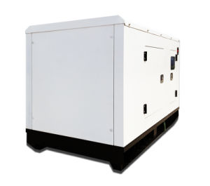 50Hz 22kw Soundproof Diesel Generating Set Powered by Chinese Engine (DG28KSE) pictures & photos