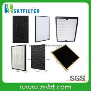 Glass Fiber Dust HEPA Filter Sheet pictures & photos