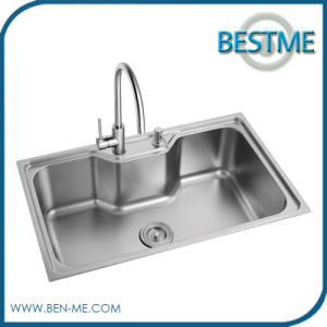 Hot Sale Kitchen Items Industrial Kitchen Sink Steel King (BS-654) pictures & photos