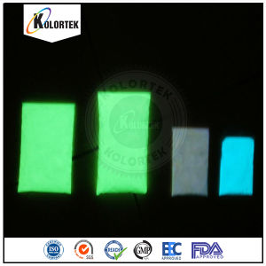 Night Glow Pigment Powders China Supplier pictures & photos