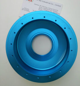Good Price Anodizing Aluminum Alloy Pipe Fitting Flange pictures & photos