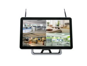 """20.5"""" LCD Monitor Combo with 4CH 720p WiFi NVR Kit pictures & photos"""