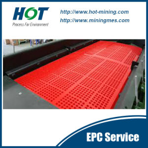 PU Mesh Polyurethane Screen Panel pictures & photos