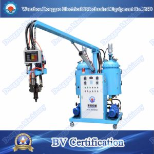 Polyurethane Casting Machine for Heat Preservation Cup pictures & photos