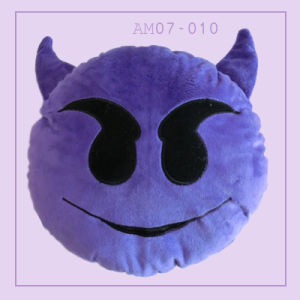 Fashion Plush Emoji Pillow with Tasty Emoji pictures & photos
