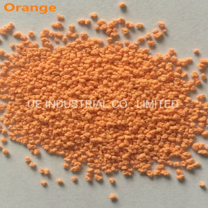 Orange Ssa Speckles/Granules for Detergent pictures & photos
