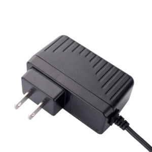 12V 1A Jp Plug PSE Certificate Power Adapter with Cable for IP Camera pictures & photos