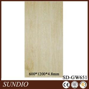 Indoor Decoration Wood Grain 3D Ink Jetting Wood Look Ceramic Floor Tiles pictures & photos