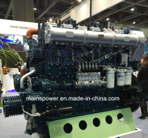 1035HP 1000rpm Yuchai Marine Diesel Engine Fishing Boat Motor pictures & photos
