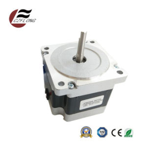 1.8deg NEMA23 Stepping Motor for CNC Sewing Engraving Machine pictures & photos