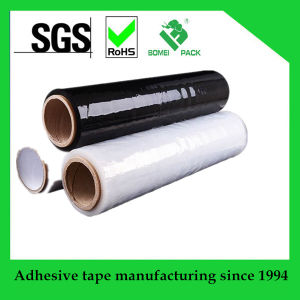 Waterproof Dust Proof LLDPE Stretch Film for Pallet Wrapping pictures & photos