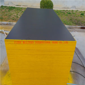 Building Materials Film Faced Plywood for Construction pictures & photos