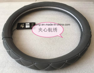 Genuine Leather Steering Wheel Cover pictures & photos