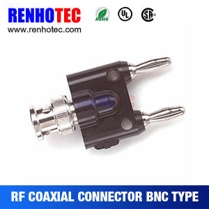 BNC Connector Plug Male Terminator Connector pictures & photos