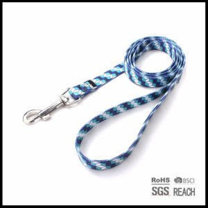 Heavy Duty Sublimation Printed Polyester Pet Dog Walking Leash pictures & photos