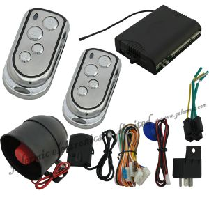 Metal Remote Controller of Car Alarm with LED Indicator