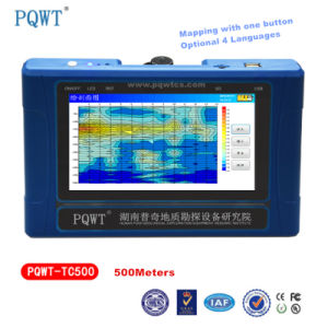 Pqwt-Tc500 Super Anti-Interference Resistivity Water Finder Geology Field Equipments pictures & photos