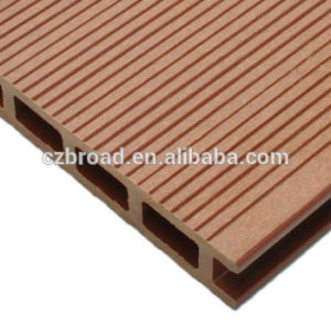 Co-Extrusion WPC Decking WPC Flooring pictures & photos