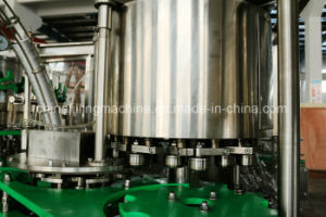 Automatic Carbonated Water Filling Machinery in Can pictures & photos