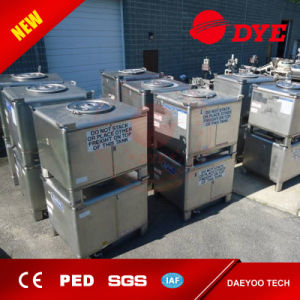 New Product of Square Fermenting Tanks pictures & photos