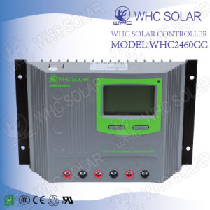 Automatic Recognition PWM Solar Charge Controller 12/24V 60A pictures & photos