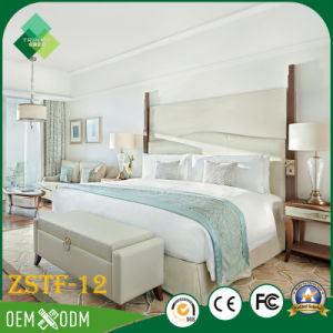 India Style 5 Star Luxury Hotel Bedroom Furniture Set (ZSTF-12) pictures & photos
