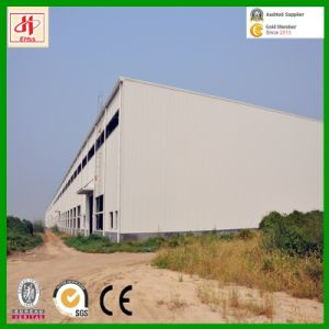 Large Span Steel Frame Warehouse pictures & photos