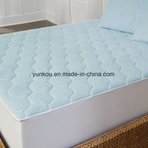 Knitting Fabric with Jacquard & Quilted Mattress Cover pictures & photos