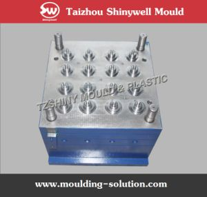 Plastic Push Pull Cap Injection Mould pictures & photos