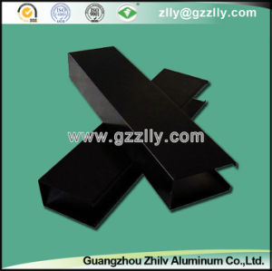 Aluminium U-Shaped Baffle Ceiling for Engineering Decoration pictures & photos