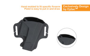Cytac Ambidextrous Outside Waistband Glock 19 Tactical Holster pictures & photos