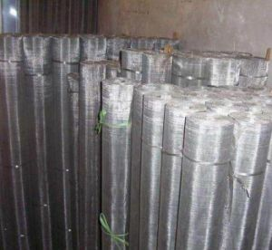 Galvanized Window Screen, Aluminium Insect Screen pictures & photos