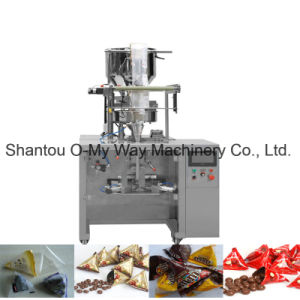 Triangle Bag Vertical Machine Chocolate Packing Machine pictures & photos