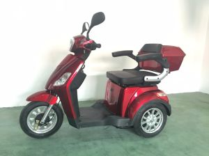 500W Adult Disabled Electric Mobility Scooter for Old People (TC-020) pictures & photos
