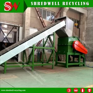 Scrap Metal Crusher with Large Capacity to Recycle Waste Metal/Aluminum pictures & photos
